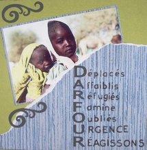 Par solidarité avec le peuple du Darfour et pour dire NON à l'impunité au Soudan.