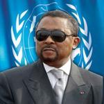 Mr Jean Ping Président de la Commission de l'Union africaine