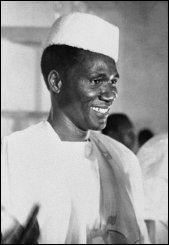 Sékou Touré, 6 octobre 1958