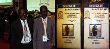 La Délégation du Gouvernement légitime au sommet des ACP à Accra