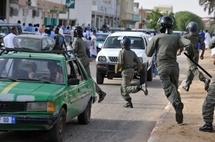 La junte charge les manifestants à Nouakchott