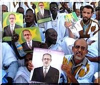 Le FNDD ouvert au dialogue mais réclame le retour du président Sidi Ould Cheikh Abdallahi