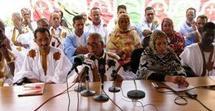 Front National pour la Défense de la Démocratie : Communiqué de Presse