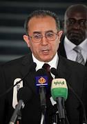 M. Ramtane Lamamra : Dialogue avec les putschistes en Mauritanie (le Président renversé est 'légitime et doit être rétabli dans la plénitude de ses fonctions'.)