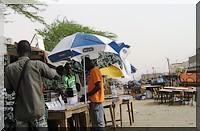 Prolifération des marchés noirs : L'exemple du marché «Thieub-thieub » de 5ième