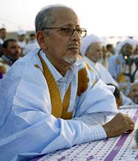 Mauritanie: le président Sidi 'aimerait s'exprimer sur sa gestion'