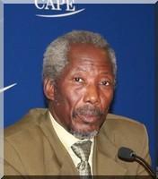 Conférence de presse au CAPE du Président de l'Assemblée Nationale