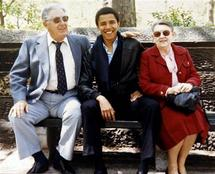 La grand-mère de Barack Obama meurt à Hawaï