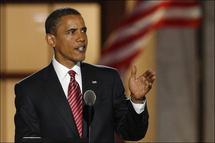 La Loupe du Rénovateur : 'Baraka' Obama : la Colombe sans couleur