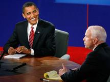 John McCain reconnaît sa défaite et félicite Barack Obama