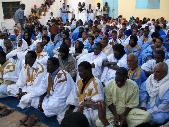 Imposant meeting à Zouérate: les Mauritaniens rejettent le Putsch (reportage en images)
