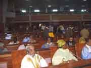 Ouverture de la session ordinaire du Parlement: La session de tous les dangers