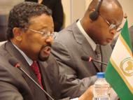 Réunion Consultative sur la situation en Mauritanie à Addis Abeba