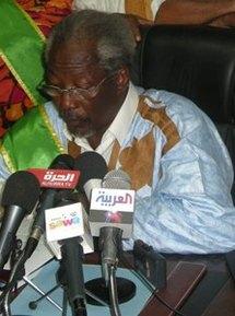 Le FNDD s'oppose à toute tentative de destitution du président de l'Assemblée