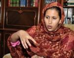 """Interview avec Amal Mint Cheîkh Abdallahi à Lemden: """"Sidi n'est plus de Lemden mais il est le Président de la Mauritanie."""""""