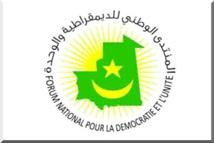 Tractations entre émissaires de la Présidence et leaders de l'opposition pour le lancement d'un nouveau dialogue impliquant le FNDU