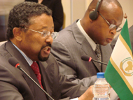 Addis Abeba: La communauté internationale envisage des «mesures appropriées» contre la junte