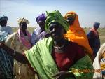 La femme Mauritanienne
