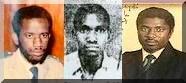 Lt Sarr,Lt SY ,Lt BA exécutés le 6 decembre 1987à J'reida