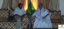 Un émissaire d'Amnesty International rend visite au Président de la République dans son nouveau lieu de détention