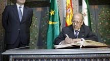 Le Président américain George Walker Bush félicite son homolgue mauritanien à l'occasion de la fête de l'indépendance nationale