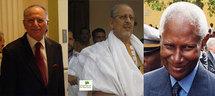 Deux appels téléphoniques reçus par le Président de la République de la part d'Abdou DIOUF et du Secrétaire Général de l'OCI