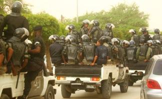 Nouvelles mesures de sécurité à Nouakchott