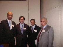 For-Mauritania aux USA rencontre des membres de l'équipe d'Obama