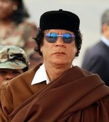 GOUVERNEMENT FEDERAL AFRICAIN : Kadhafi fait l'ébauche