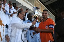 F.C Nouadhibou domine Nasr Sebkha