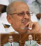 Selon le site mauritanien Taquadoumy, le cortége du président Sidi est bloqué à Boutilimitt par  la Gendarmerie.