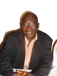 """Entretien : Lô GOURMO Abdoul  """"La junte n'est pas à l'abri de sanctions internationales"""""""