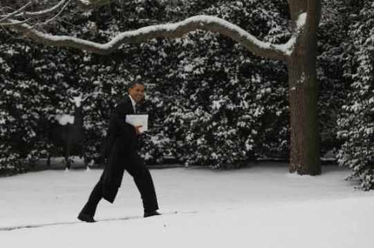 Obama tend la main au monde musulman