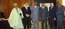 Le Président de l'Assemblée Nationale reprend son bâton de pèlerin en direction d'Addis Abeba