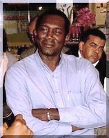 A Monsieur Oumar Coumba / par Ousmane Sarr