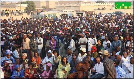 Ibrahima Moctar Sarr jauge sa cote de popularité