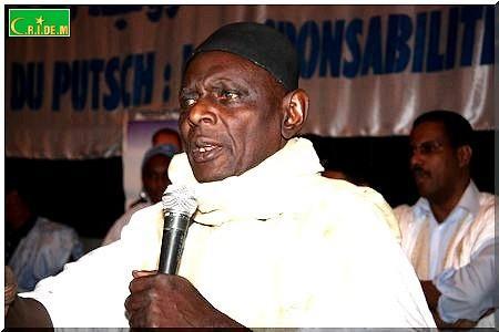 Interview avec le Dr Mourtoudo Diop doyen des opposants mauritaniens./Journal Essiraje Hebdo