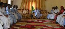 Appel du Président de la République Monsieur Sidi Mohamed Ould Cheikh Abdallahi adressé au Groupe de Contact : Réuni à Paris le 20 février au siège de l'OIF