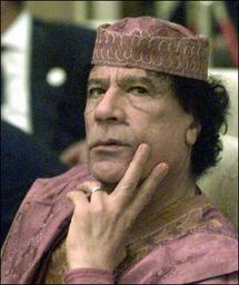 Rencontre Kadhafi-Aziz sur la Mauritanie peut-être à Dakar