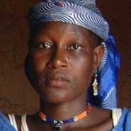 """La Nigérienne Hadizatou Mani obtient """"le prix du courage  féminin"""""""