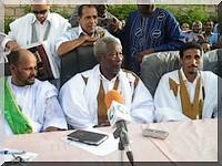 Pourparlers de Tripoli : Messaoud invité par Kadhafi et le FNDD envoie quatre dirigeants