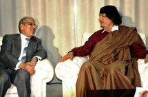 Kadhafi rencontrera Ould Cheikh Abdallahi à Nouakchott