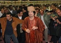 Kadhafi rencontre aujourd'hui les protagonistes de la crise