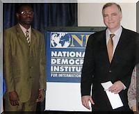 Conférence de presse du NDI : L'unilatéralité du processus électoral déconseillée