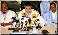 Le FNDD dénonce une campagne électorale anticipée du général Aziz