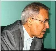 L'opposant Ahmed Ould Daddah appelle à «une issue consensuelle de sortie de crise» en Mauritanie
