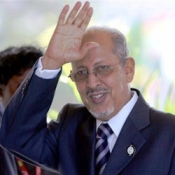 Le président mauritanien déchu invité à Dakar par le président Wade.