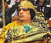 La médiation du Colonel Kadhafi en Mauritanie a également été critiquée par l'UA...