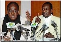 Le mot d'ouverture prononcé par Ousmane Abdoul SARR