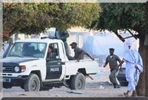 Heurts entre opposants au régime militaire et la police de Nouakchott .